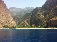 Butterfly Valley Cruise